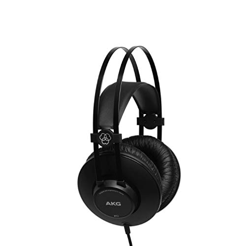 AKG K52 High Performance Closed-Back Monitoring Headphones from AKG