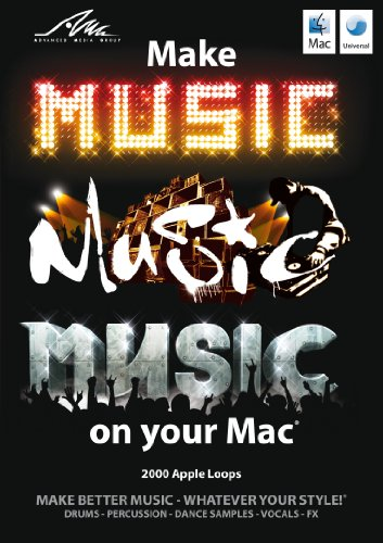 AMG Make Music on your Mac from AMG