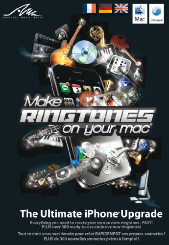 AMG Make Ringtones on your Mac from AMG