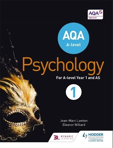 AQA A-level Psychology Book 1 from Hodder Education