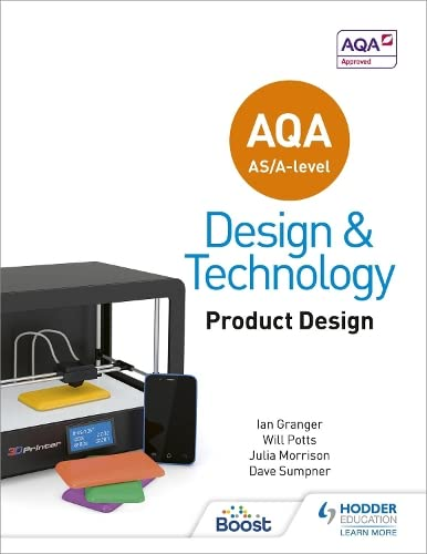 AQA AS/A-Level Design and Technology: Product Design from Hodder Education