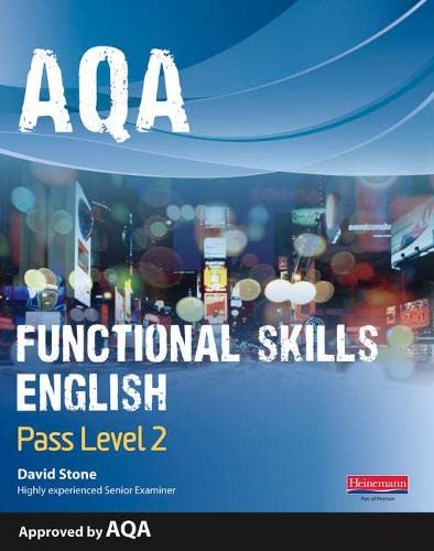 AQA Functional English Student Book: Pass Level 2 from Heinemann