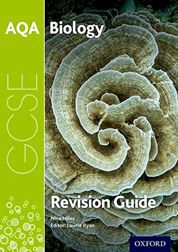 AQA GCSE Biology Revision Guide from OUP Oxford