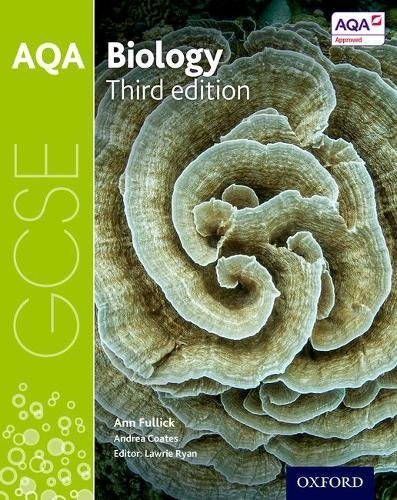 AQA GCSE Biology Student Book from OUP Oxford