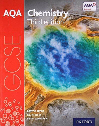 AQA GCSE Chemistry Student Book from OUP Oxford