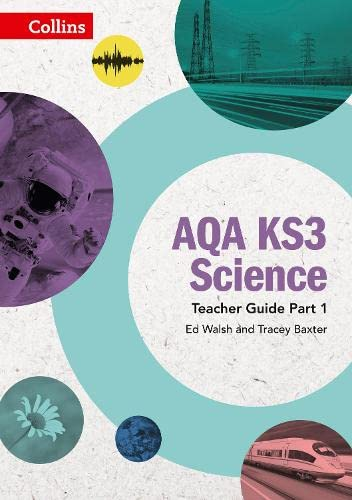 AQA KS3 Science Teacher Guide Part 1 (AQA KS3 Science) from Collins