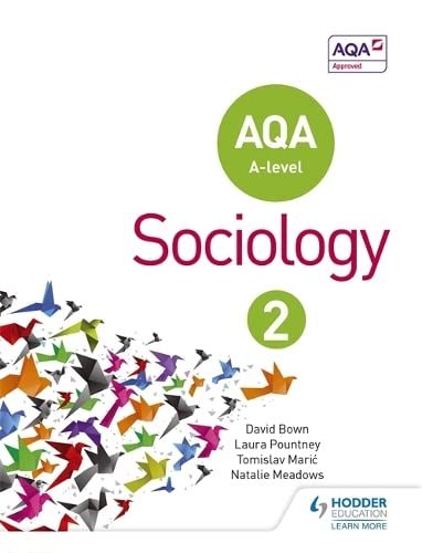 AQA Sociology for A-level Book 2 from Hodder Education