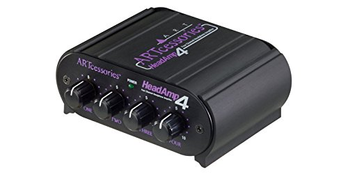 Art Pro Audio Heada mp 4 - Eight Output Stereo Headphone Amp from Art Pro Audio