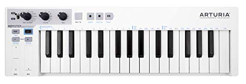 Arturia Keystep Small-Format 32-Key Polyphonic Step Sequencing Keyboard Controller from Arturia