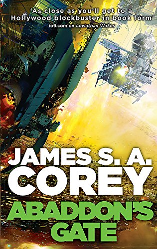 Abaddon's Gate: Book 3 of the Expanse (now a major TV series on Netflix) from Orbit