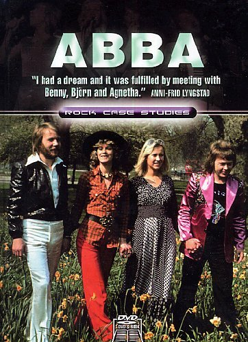 Abba - Rock Case Studies [2007] [DVD] from Edgehill Publishing