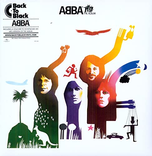 Abba: The Album from IMS-POLYDOR