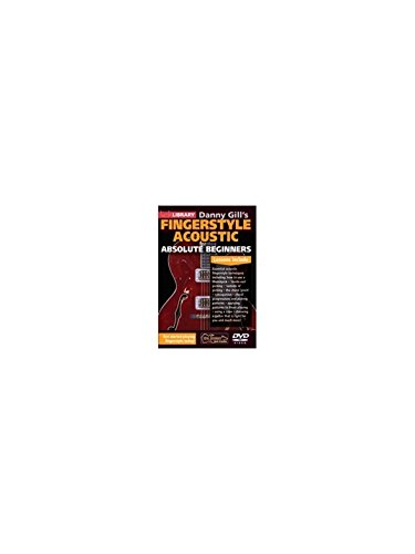Absolute Beginners: Fingerstyle Acoustic [DVD] from Music Sales