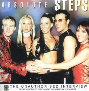 Absolute Steps [Audio Biography]