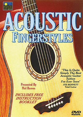 Acoustic Fingerstyles [DVD] [NTSC] from Music Sales