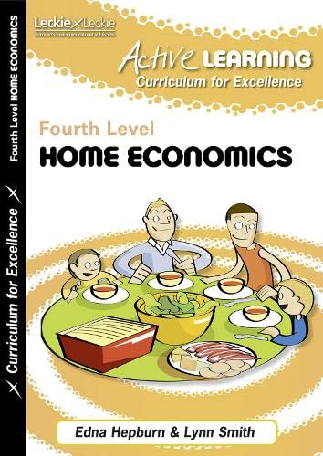 Active Home Economics: Fourth Level (Active Learning) from HarperCollins UK