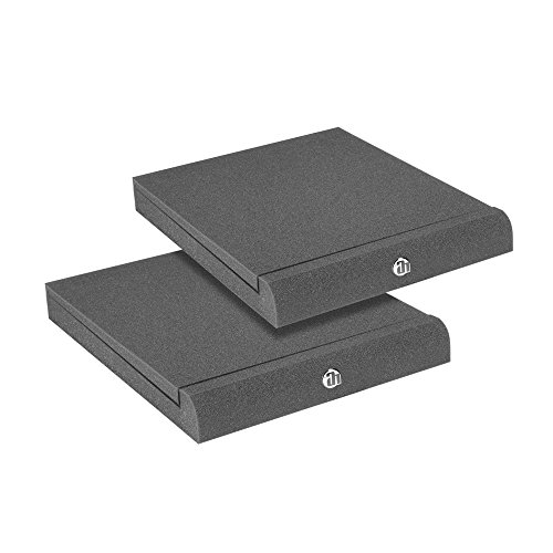 Adam Hall PAD ECO Series SPADECO2 Monitor Isolation Pad from ah Stands