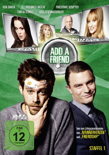 ADD A FRIEND-STAFFEL 1 - VARIO [DVD] from VARIOUS