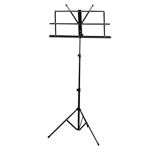 Adjustable Folding Sheet Music Stand from NJS