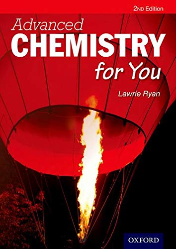 Advanced Chemistry For You (Advanced for You) from Oxford University Press