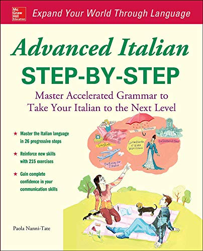 Advanced Italian Step-by-Step from McGraw-Hill Education
