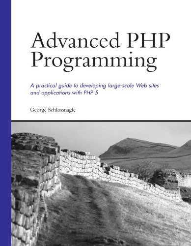 Advanced PHP Programming (Developer's Library) from Sams
