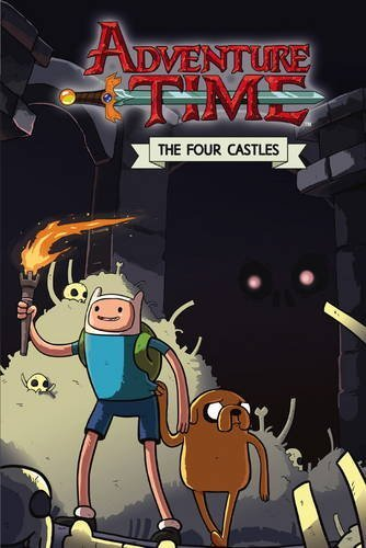 Adventure Time OGN Vol. 7 - The Four Castles from Titan Comics