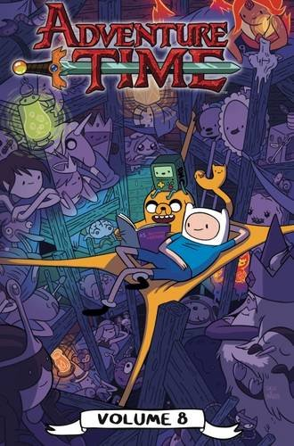 Adventure Time Vol. 8 from Titan Comics