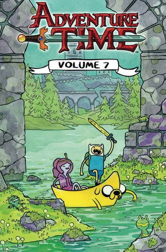 Adventure Time: Volume 7: v.7 from Titan Comics