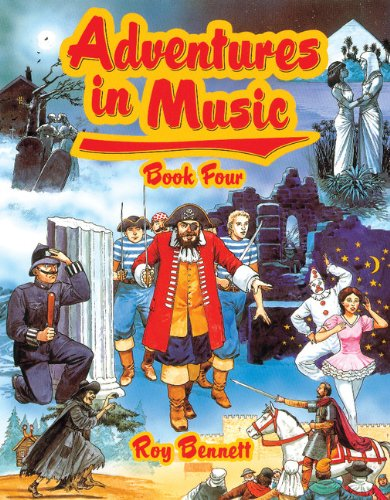 Adventures in Music Book 4 from Cambridge University Press