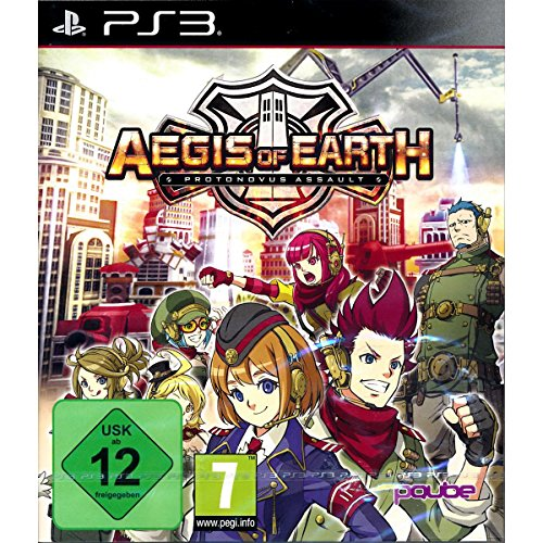 Aegis of Earth: Protonovus Assault (PS3) from pqube