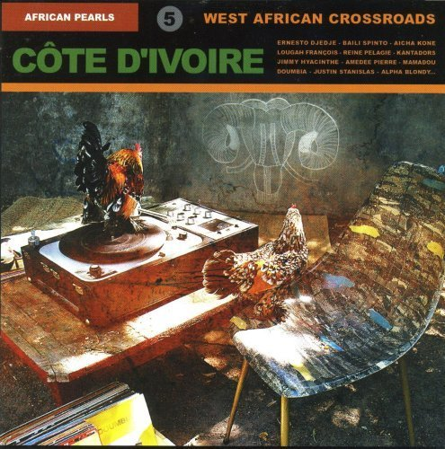 African Pearls V9 - Cote d'Ivoire (2CD)
