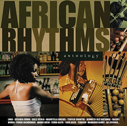 African Rhythms Anthology from LusAfrica