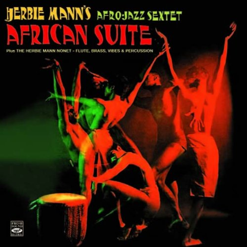 African Suite + Flute Brass Vibes & Percussion