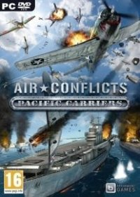Air Conflicts Pacific Carriers (PC DVD) from pqube
