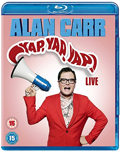 Alan Carr: Yap, Yap, Yap! [Blu-ray] from Universal Pictures