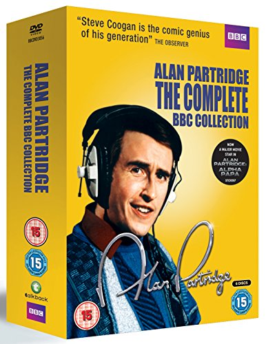 Alan Partridge - Complete  BBC Collection [DVD] from 2entertain