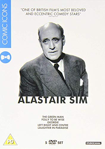 Alastair Sim Collection [DVD] [1951] from Studiocanal