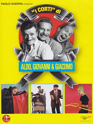 Aldo Giovanni E Giacomo - I Corti [Italian Edition] from Mustang Entertainment
