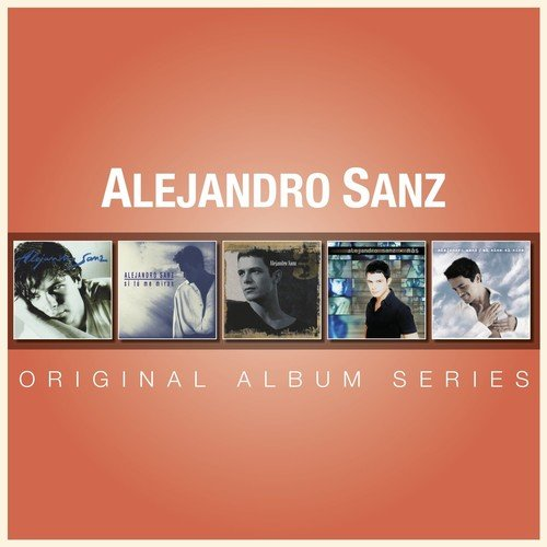 Alejandro Sanz - Original Album Series