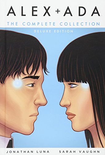 Alex + Ada: The Complete Collection from Image Comics