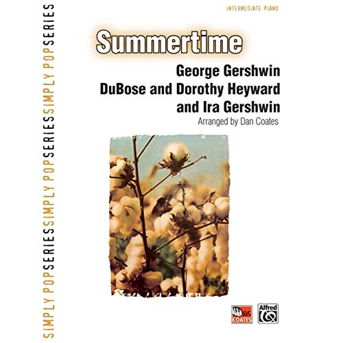 Alfred 00-28005 Summertime - Music Book from Alfred Music