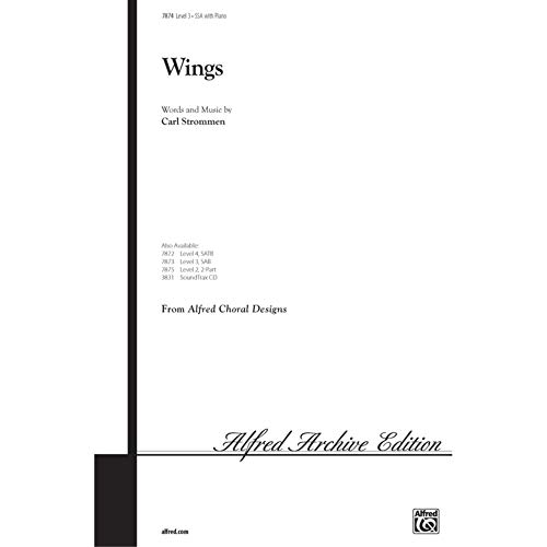 Alfred 00-7874 Wings - Music Book from Alfred Publishing