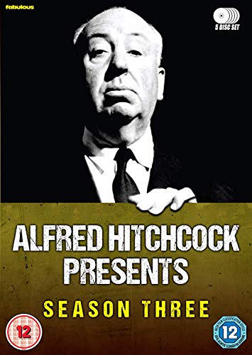 Alfred Hitchcock Presents - Season Three (5 disc box set) [DVD] from Fremantle