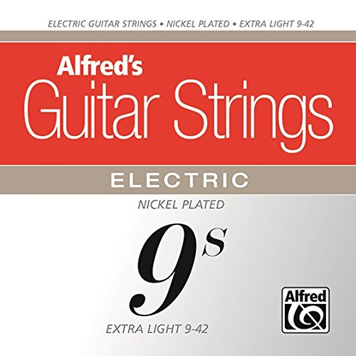 Alfred Music 99/19909 Guitar Strings from Alfred Music