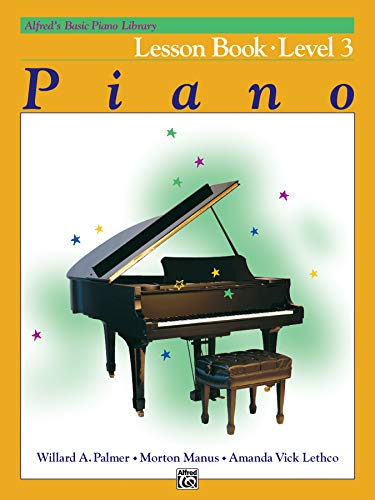Alfred's Basic Piano Library: Lesson Book 3 from Alfred Music