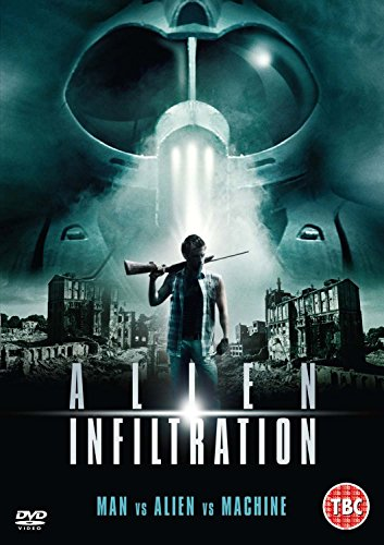 Alien Infiltration [DVD] from Signature Entertainment
