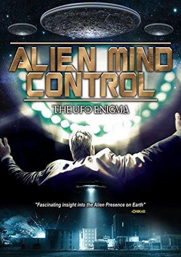 Alien Mind Control: The UFO Enigma [DVD] [2016] from Wienerworld