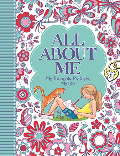 All About Me: My Thoughts, My Style, My Life from Buster Books