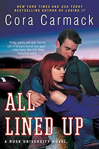 All Lined Up: A Rusk University Novel from William Morrow Paperbacks